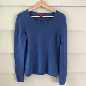 Cashmere Cache Womens 2 Ply 100% Cashmere Sweater